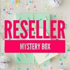 Mystery Boy's Reseller Box for Sale?